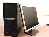 Монитор 19 Tft +Intel Core2D E6550(4мб Кеш!)-