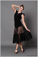 Юбка для бальных танцев «Соната»