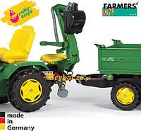 Ковш экскаваторный зеленый Rolly-Toys 409358