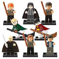 Фигурки Harry Potter Гарри Поттер Лего 8 шт