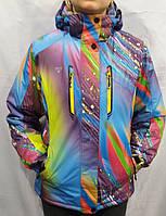 Женская горнолыжная куртка SNOW