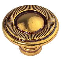 Ручка Ferro Fiori CL 7030.01 античное золото, фото 1