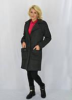 Пальто oversize мод.В69