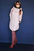 Женская куртка осень-зима на тинсулейте Mishele 7686
