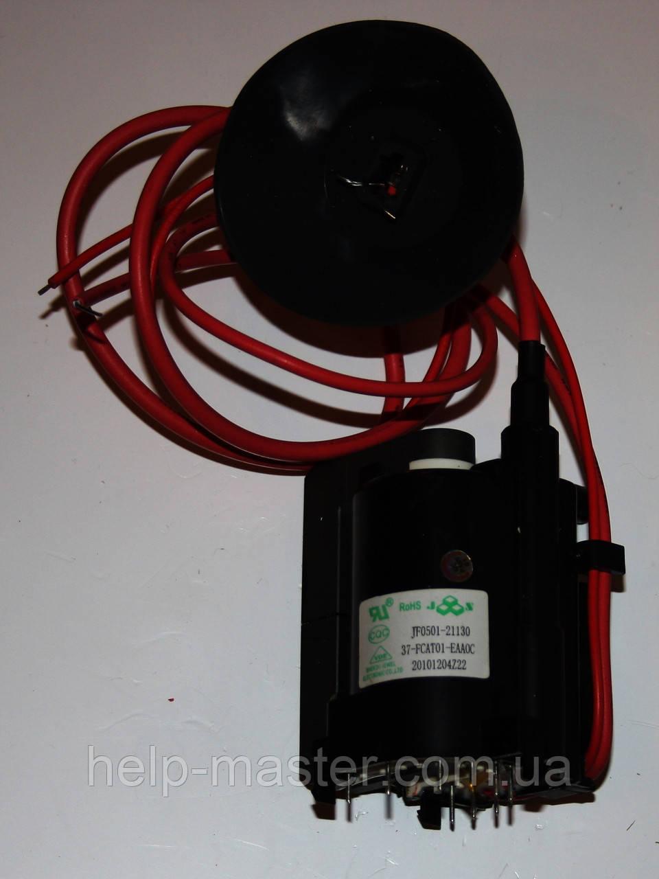 Строчный трансформатор (ТДКС) JF0501-21130