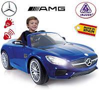 Электромобиль Mercedes-Bens Injusa 7172