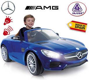 Электромобиль Mercedes-Bens Injusa 7172, фото 2