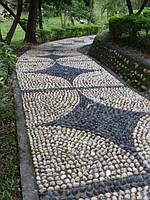 Дорожки из Природного Камня.Работа с камнем