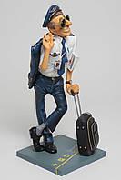 Коллекционная статуэтка Пилот Forchino, ручная работа FO 85523