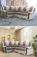 Обработка фото дивана для каталога