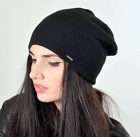 Удлиненная шапка Levs с флисовой подкладкой