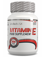BioTech USA Vitamin E 300mg 100caps