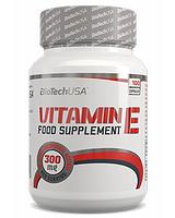BioTech USA Vitamin E 300mg 100caps