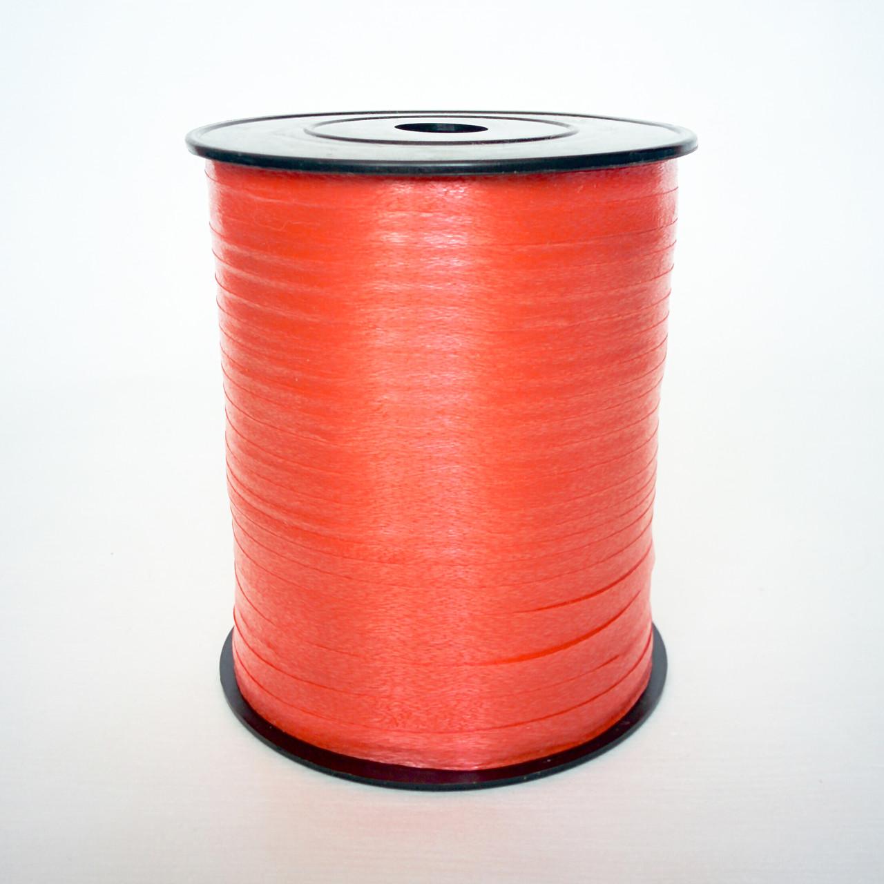 Лента флористическая красная (0.5см х 300м)