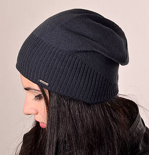 Удлиненная шапка Levs с флисовой подкладкой, фото 2