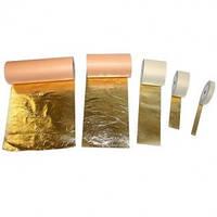 Поталь золото, рулон 1см х50м Borma Wachs (Италия)