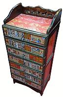 Комод с тибетским орнаментом