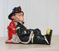 """Оригинальная статуэтка """"Пожарный"""" (W.Stratford) RV-533"""