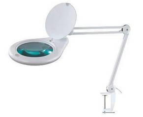 Косметологическая лампа-лупа Magnifier Vast Lamp, 5 диоптрии, диаметр 180 мм, фото 2
