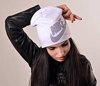 Спортивная шапочка на флисе