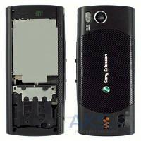 Корпус для Sony Ericsson W902 (black) Качество