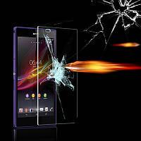 Защитное стекло  на Sony Z1 L39H