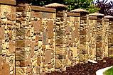 Дизайнерские Дорожки во Дворе. Сложнейшие Облицовочные работы Природным Камнем в Харькове., фото 7
