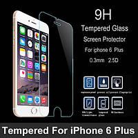 Защитное стекло  на телефон смартфон Apple iPhone I6PLUS 6S-PLUS