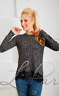 Женская блуза с интересной спинкой