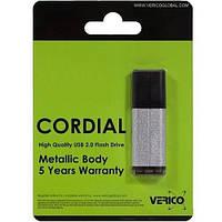 USB-Флешка 32Gb Verico Cordial silver (USB 2.0)