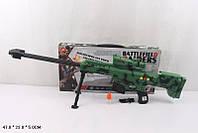 Автомат батар. 236-6A 36шт2 с дымом, в коробке 47235см
