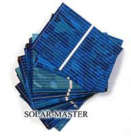 Солнечные элементы 40 шт 52X38 мм, фото 1