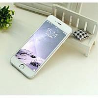 Защитное стекло Remax Ultra-thin Magic Tempered Glass iPhone 6/6s противоударное 0.2 мм с белой окантовкой