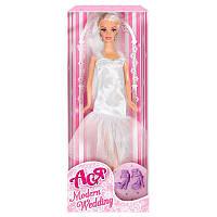 Кукла Ася Модная свадьба; 28 см; блондинка; вариант 2