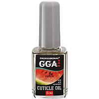 Масло для кутикулы GGA Professional 15 ml Арбуз