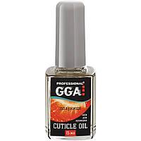 Масло для кутикулы GGA Professional 15 ml Клубника