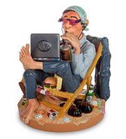 """Оригинальная статуэтка """"Бизнесмен в выходной день"""" (Parastone) PRO-24"""