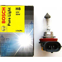Автомобильная лампа Bosch Pure Light H8 12V 35W (1987302081)