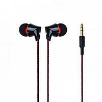 Качественный звук! Наушники Gorsun GS-C6606 black-red