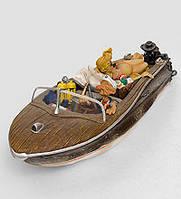 Коллекционная статуэтка Лодка Playboy Forchino, ручная работа FO 85048