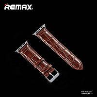 Ремешок Remax Apple Watch RW-381 Style (коричневый)