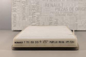 Фільтр салону Renault Trafic 2001-> — Renault (Оригінал) - 7701050319