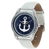 Стильные наручные часы Якорь ZIZ (Украина)