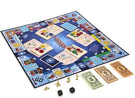 Hasbro Монополия Здесь и Сейчас Всемирное издание Monopoly Here & Now Game US Edition