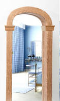 Межкомнатная арка Престиж-Эллипс 30 см, Проем 80 см,делаем любой размер