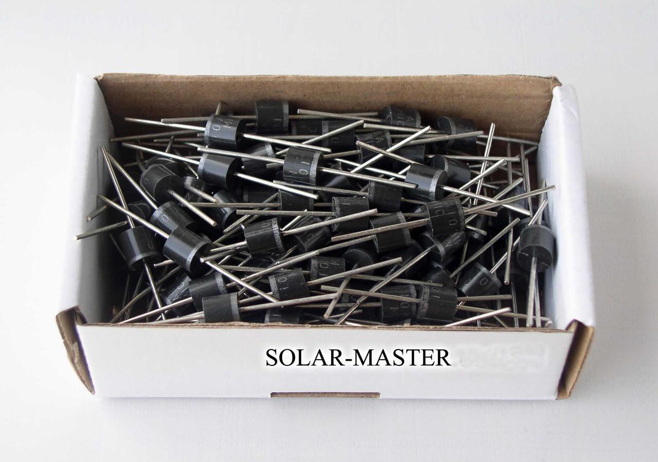 Диоды 10А для солнечных батарей и ветрогенераторов