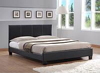 """Кровать """"Джаспер"""" двуспальная из натурального дерева"""