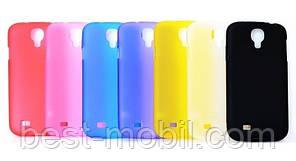 Celebrity TPU cover case for Alcatel 4033D Pop C3, blue