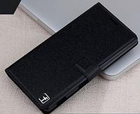 Стильный чехол-книжка для Sony Xperia C S39H C2305 черный