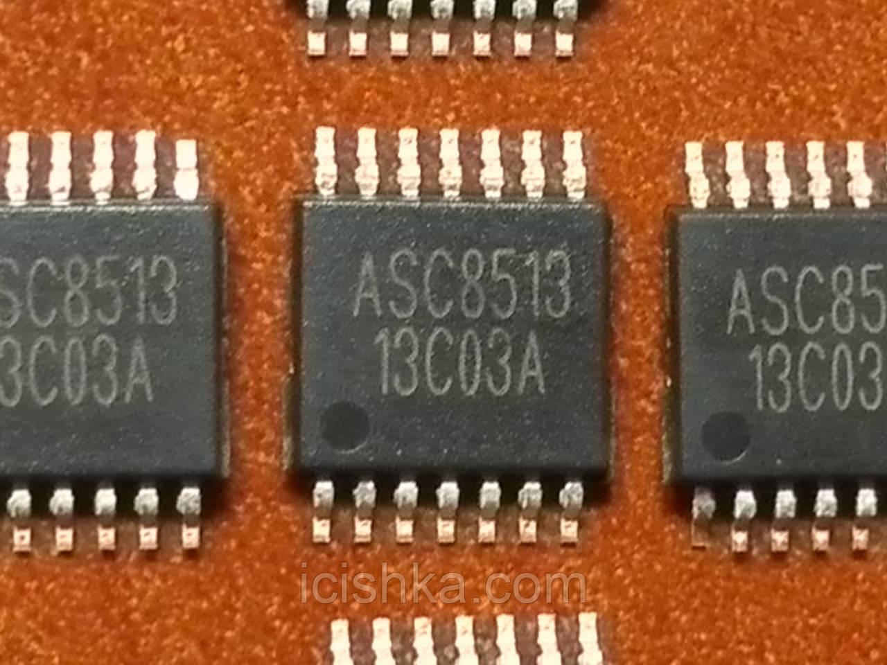 ASC8513 TSSOP-14 - контроллер заряда